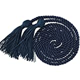 "GraduationMall Graduation Honor Cord 68"" Navy Blue"