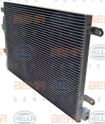 Klimaanlage BEHR HELLA SERVICE 8FC 351 343-484  Kondensator