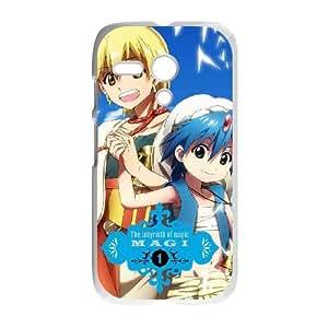 Motorola G Cell Phone Case White Magi Phone cover G2696303