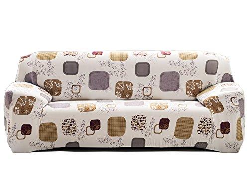 ANJUREN 1-Piece Printed Stretch Slipcove - Fabric Square Sofa Shopping Results