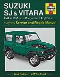 Suzuki Sj Series, Vitara