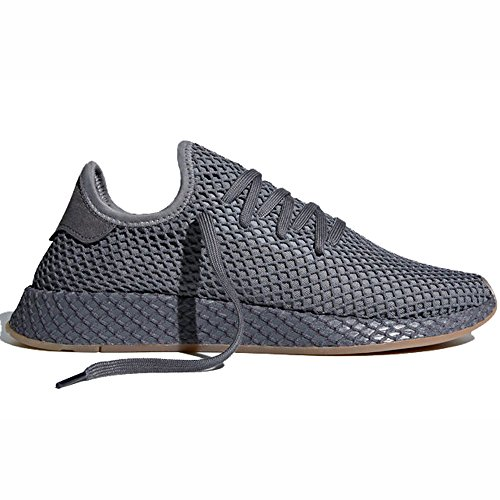 Sneaker de pour Sneakers Adidas Mode Femmes Les Deerupt Runner Grey 2018 Grey qYFSw0f