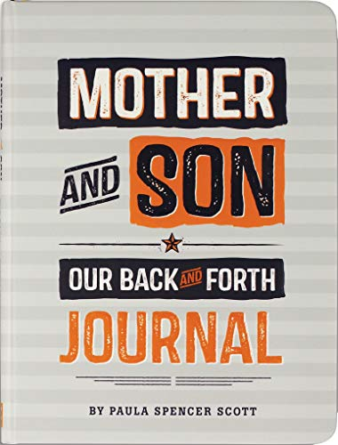 Mother & Son: Our Back-and-Forth - Back Journal