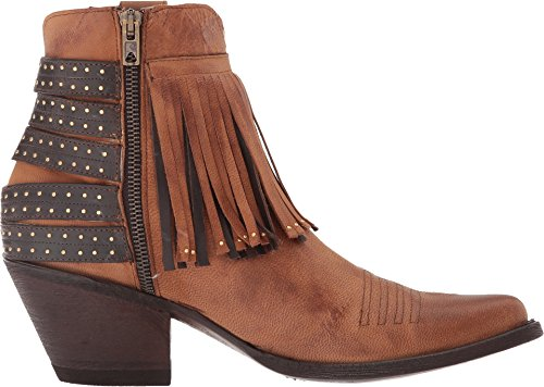 Chocolate Tan Old Womens Gringo Elpis A4qAaX1I