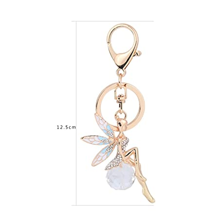 Amazon.com: Kawaii - Llavero con forma de libélula y ...