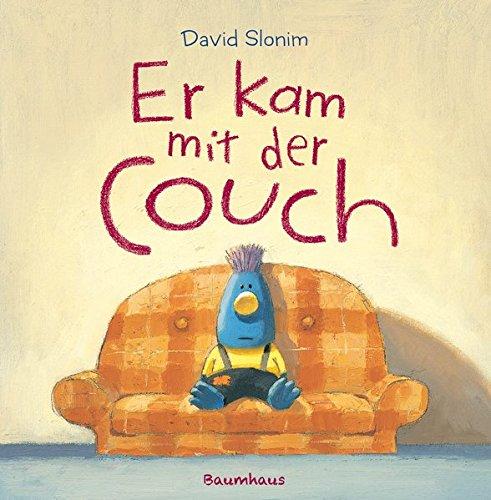 Er kam mit der Couch (Mini-Ausgabe): Slonim, Er kam mit der  Couch                     .