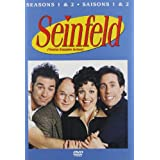 Seinfeld: The Complete First and Second Seasons (4 Discs) Bilingual