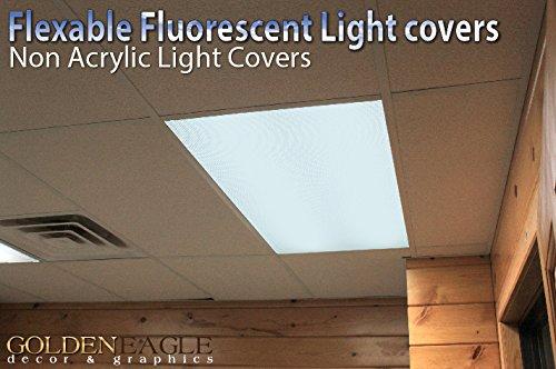 Suspended Ceiling Fluorescent Lights - 8