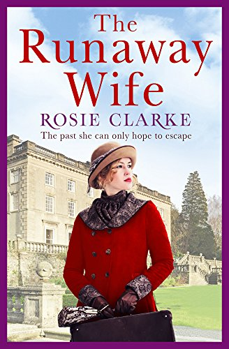 The Runaway Wife: A powerful and gritty saga set in 1920's London cover