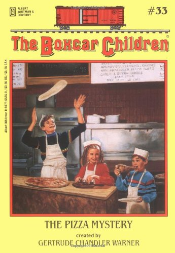 The Pizza Mystery - Book #33 of the Boxcar Children