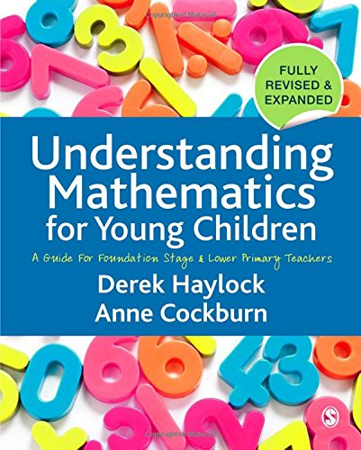 Understanding Mathematics for Young Children: A Guide for Foundation Stage and Lower Primary Teachers