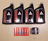 New 1988-2000 Honda GL 1500 Goldwing Gold Wing OE Basic Oil Service Tune-Up Kit