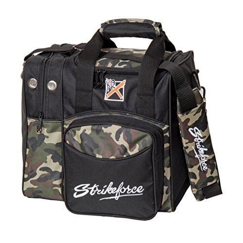 KR Strikeforce Flexx Single Bowling Bag- Camoflage ()