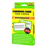 EDUPRESS COMMON CORE MATH TASK CARDS GR 3 (Set of 12)