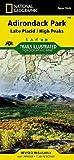 #10: Lake Placid, High Peaks: Adirondack Park (National Geographic Trails Illustrated Map)