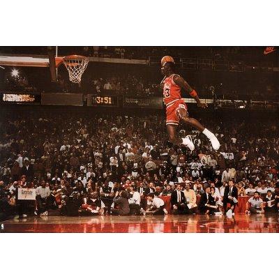 495e4c59c80 Search results. michael jordan. Michael Jordan Famous Foul Line Dunk  Vintage Sports Poster Print ...