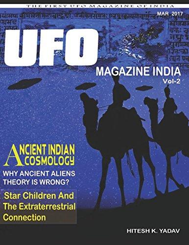 UFO Magazine India Vol - 2: The First UFO Magazine of India