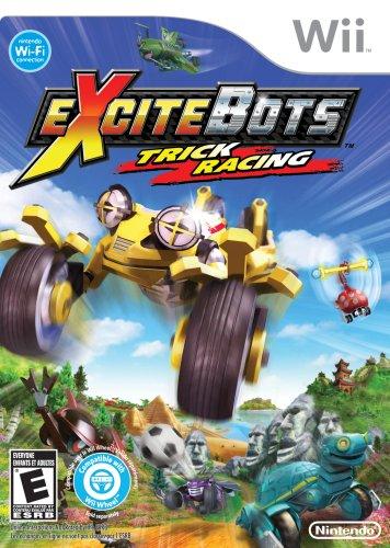 ExciteBots: Trick Racing - Nintendo Wii (Game (Trick Racing)