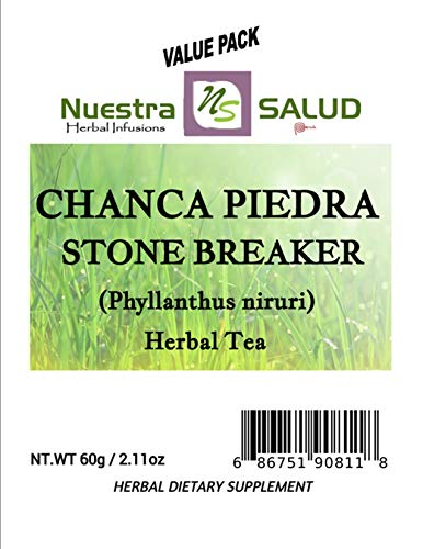 Chanca Piedra Stone breaker Herbal infusion Tea value pack