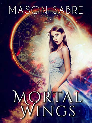 Mortal Wings (Society Series Book 14)