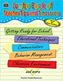 img - for Jumbo Book of Teacher Tips and Timesavers book / textbook / text book