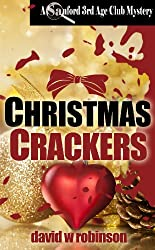 Christmas Crackers (#10 - Sanford Third Age Club Mystery)