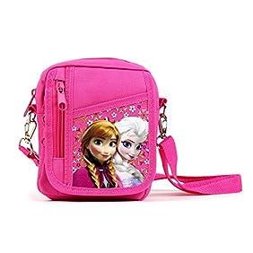 Disney Frozen Detachable Lanyard Messenger Shoulder Bag