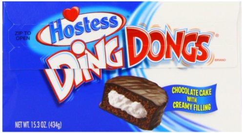 Hostess Ding Dongs 153 Oz 434g Amazonde Lebensmittel Getränke