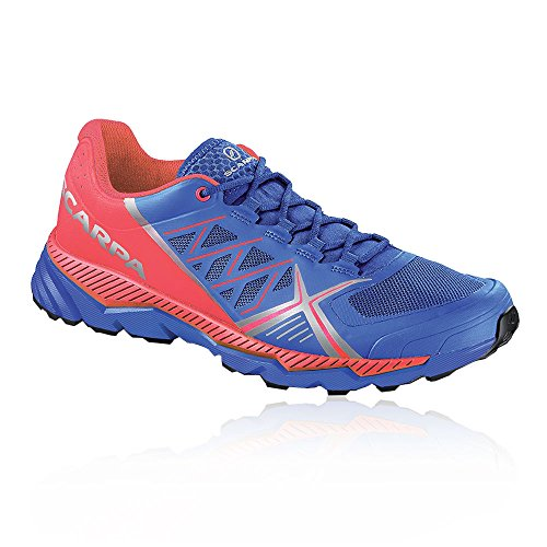 trail Wmn Chaussures femme Blue 8 RS Spin UOSAxWqawn