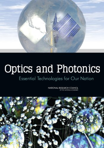 Optics and Photonics: Essential Technologies for Our Nation
