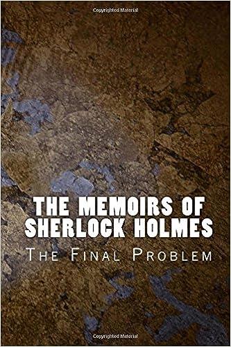The Final Problem Pdf