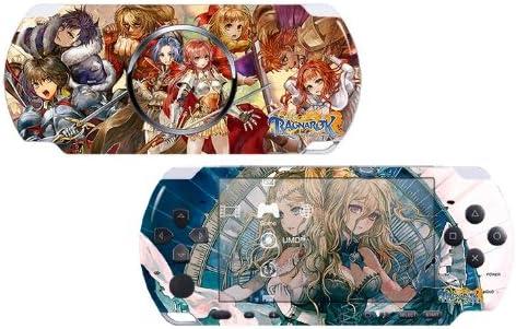 ラグナロク~光と闇の皇女~オリジナルスキンシール for PSP-3000