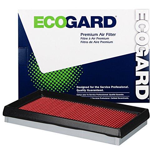ECOGARD XA70 Premium Engine Air Filter Fits Nissan 300ZX/Subaru Loyale/Nissan Maxima/Subaru GL/Nissan Stanza, 200SX/Subaru DL, XT, GL-10, RX, Brat/Nissan Pulsar NX, 810, 280Z, Multi