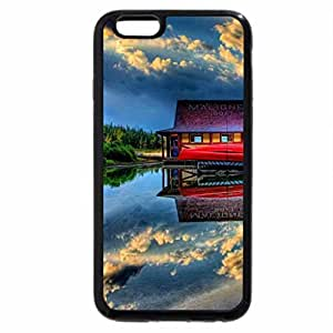 iPhone 6S Plus Case, iPhone 6 Plus Case, Maligne Lake, Jasper National Park