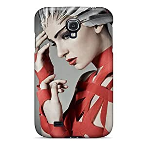 New Style Tpu S4 Protective Case Cover/ Galaxy Case - Queen Of Doves