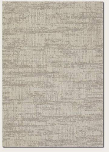 Couristan 6033/6323 Everest Graphite/Sea Mist 2-Feet 7-Inch by 7-Feet 10-Inch Runner Rug