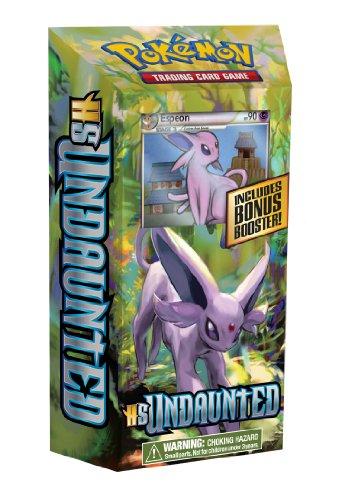 Pokémon Trading Card Game HeartGold & SoulSilver Undaunted Theme Deck - Espeon (Best Pokemon In Pokemon Soul Silver)