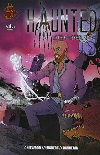 Haunted: The Other Side #4 VF ; Red 5 comic book