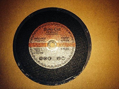 EURO CUT 300MM X 20MM METAL CUTTING DISCS BOX OF 25 DISCS