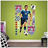 World Cup Soccer United States Abby Wambach Big Wall Decal