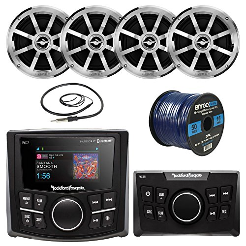 rockford-fosgate-pmx-2-bluetooth-marine-boat-mp3-compact-digital-media-receiver-bundle-combo-with-pm
