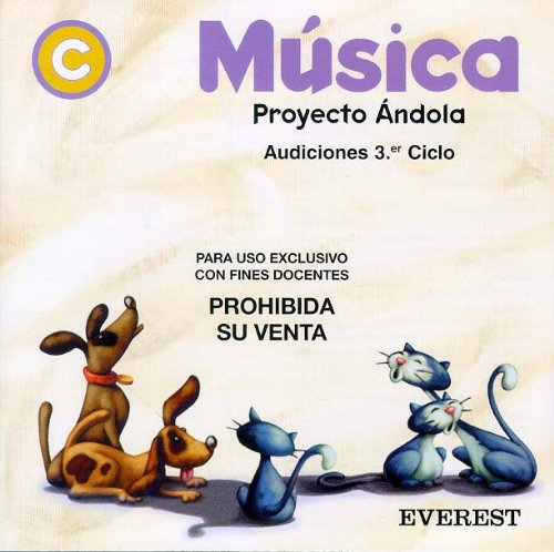Everest Iii Cd (MUSICA CD AUDC.3 CICLO (ANDOLA))