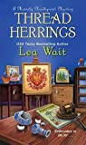 img - for Thread Herrings (A Mainely Needlepoint Mystery) book / textbook / text book