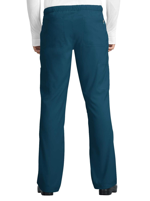 b92114c9d56 Amazon.com: KOI Lite 606 Men's Discovery Scrub Pant Caribbean XL: Clothing