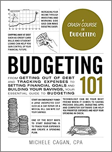 budgeting 101 from getting out of debt and tracking expenses to