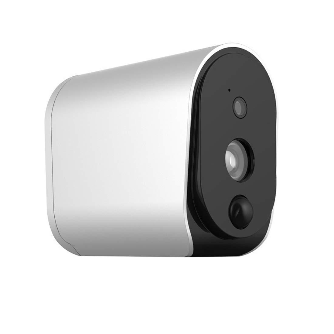 【ご予約品】 ノウ建材貿易 1080pホームセキュリティカメラ、屋内IP監視システム、夜間ビジョンモーション検出付き家庭/オフィス/ベビー/ペットモニター用の双方向オーディオ   B07QM897QV, ジーンズ専門店Basis d3b1d083