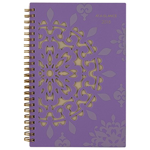 At Glance 122 200 18 Monthly Planner