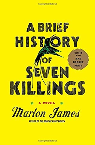 book cover of A Brief History of Seven Killings