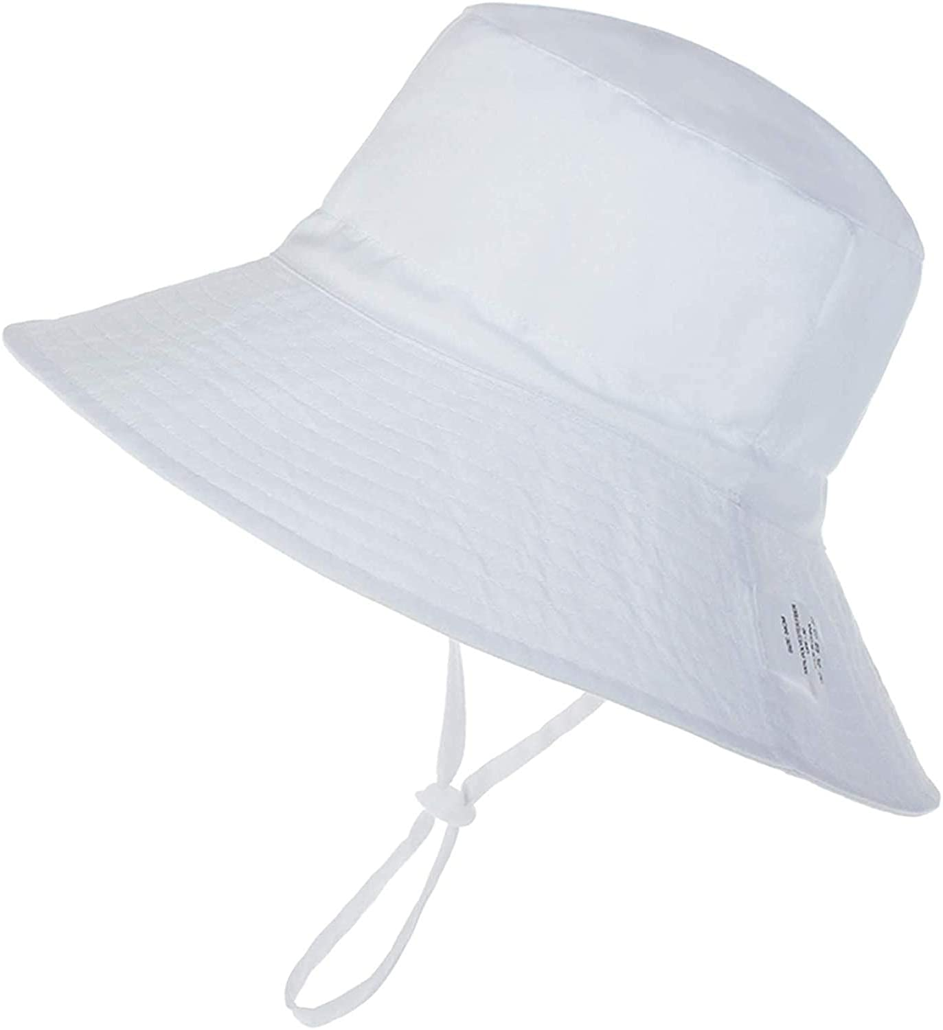 Bonvince Baby Sun Hat Toddler SummerBeach UPF 50+ Sun Protection Bucket Hats forKids Girls and Boys