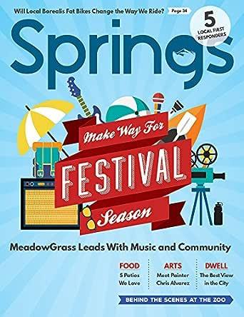 Springs: Amazon.com: Magazines